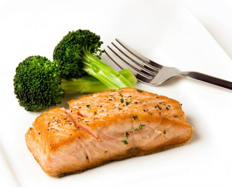 Рыба. Омега-3. Красная рыба.