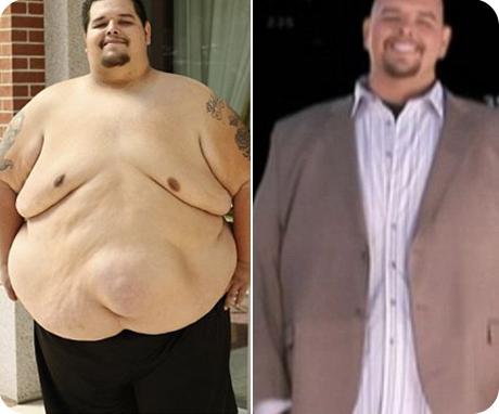 как похудеть за 8 месяцев