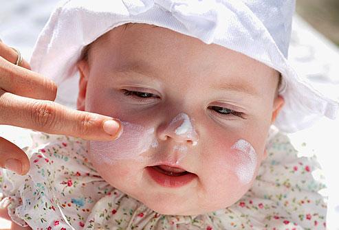 Забота о детской коже: простые советы ...