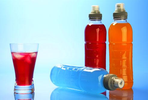 20 фактов об энергетических напитках.