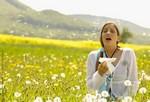 Около 20 % украинцев страдает от аллергии