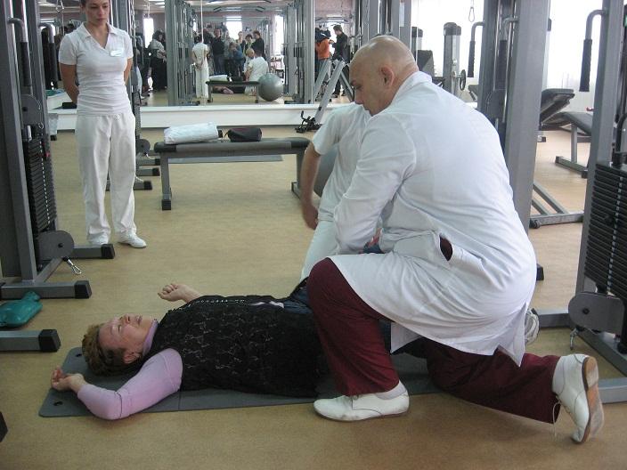 Центр Бубновский Похудение. Гимнастика от доктора Бубновского для лечения и похудения