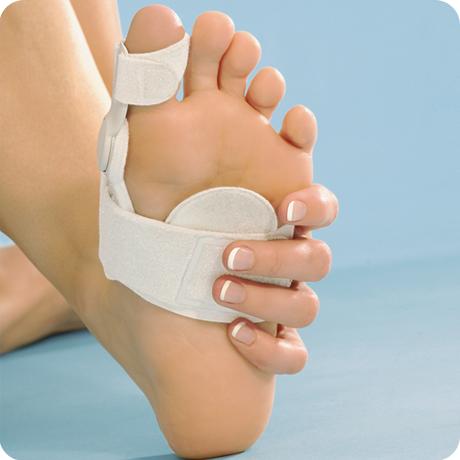 Болит косточка справа на ноге