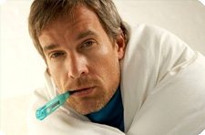 Грипп. Симптомы гриппа.