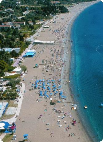 Курорт бечичи курорты черногории