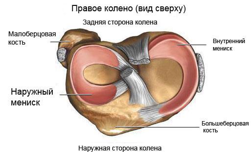 Травма мениска коленного сустава - Лучшие советы для женщин.