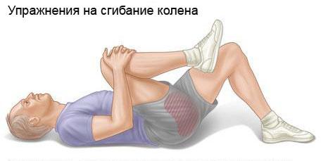 Упражнения на сгибание коленного сустава вес гантелей для укрепления плечевых суставов