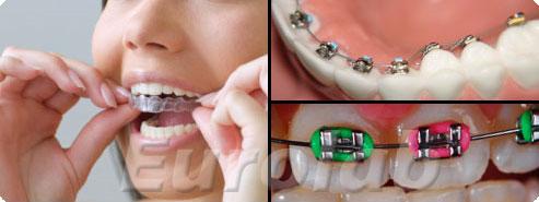 отбеливание прозрачных зубов