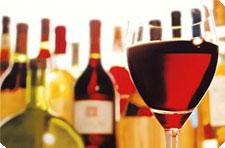 Алкоголь. Спиртное. Вино.